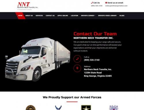 Northern Neck Transfer INC.